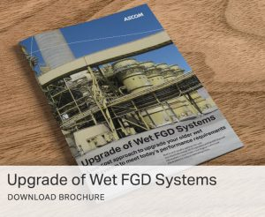 Upgrade of Wet FGD Systems