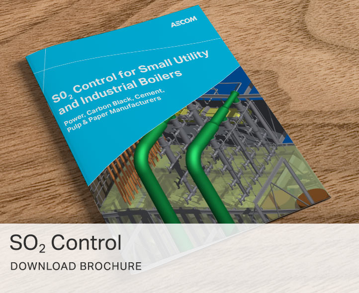 SO2 Control for Smaller Utility & Industrial Boilers