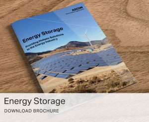 Energy Storage - Providing Holistic Solutions to the Energy Industry